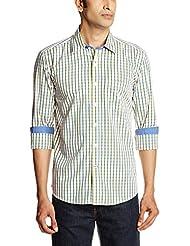 Proline Men's Cotton Casual Shirt - B00UAAVAHM