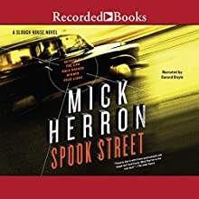 Spook Street Audiobook by Mick Herron Narrated by Gerard Doyle