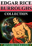 Image of Edgar Rice Burroughs Collection: 25 Works. (A Princess of Mars, Tarzan of the Apes, At the Earth's Core, The Mucker and more)