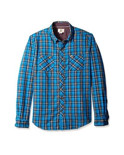 Timberland Men's Long Sleeve Warner River Shirt