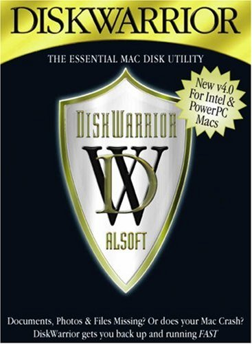 DiskWarrior 4.4 Mac (Lion)