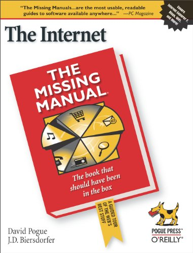 The Internet: The Missing Manual: The Missing Manual front-1014883