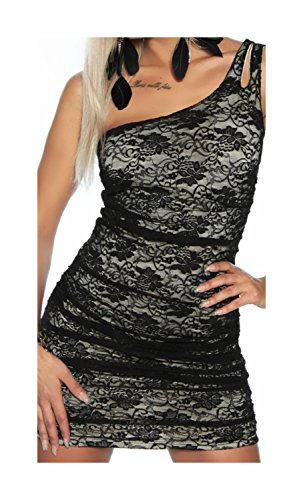 luxury & good Dessous Etui-Kleid mit Spitze von luxury & good Dessous XS-M