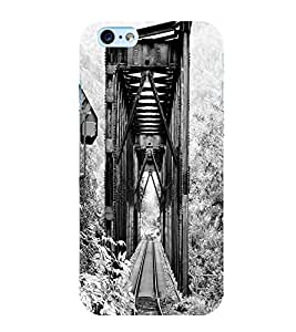 Railway Back Case Cover for Apple iPhone 6