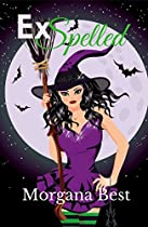 EXSPELLED (THE KITCHEN WITCH BOOK 5): WITCH COZY MYSTERY SERIES