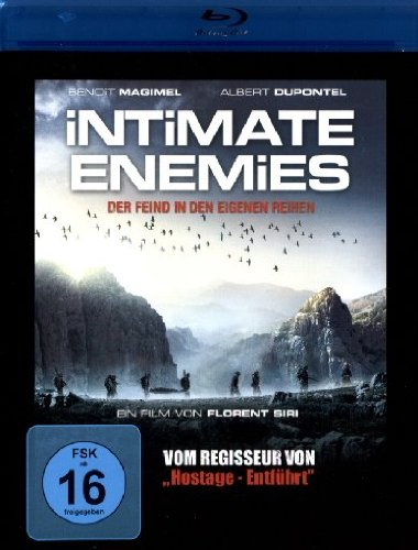 Intimate Enemies [Blu-ray]