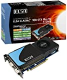 ELSA ビデオカードELSA GLADIAC 998 GTX Plus V2 512MB GD998-512ERXP2