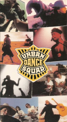 Urban Dance Squad: Mental Floss for the Globe [VHS]