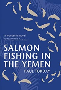 "Cover of ""Salmon Fishing in the Yemen"""