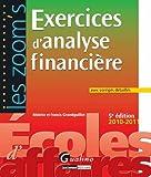 echange, troc Béatrice Grandguillot, Francis Grandguillot - Exercices d'analyse financière