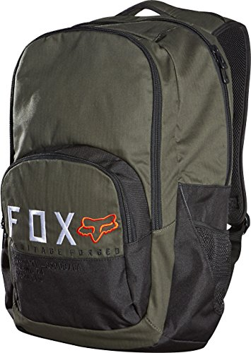 Fox Men'S Let'S Ride Df Backpack, Dark Fatigue, One Size