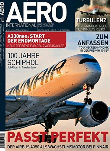 AERO INTERNATIONAL [Jahresabo]