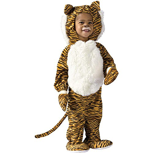 Cuddly Tiger Toddler Costume - 3T-4T
