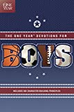 The One Year Devotions for Boys (One Year Book of Devotions for Boys 1) (English Edition)