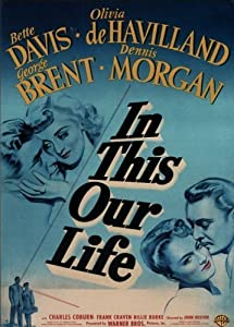 In This Our Life [DVD]