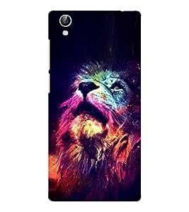 EPICCASE Majestic lions Mobile Back Case Cover For Vivo Y51 (Designer Case)