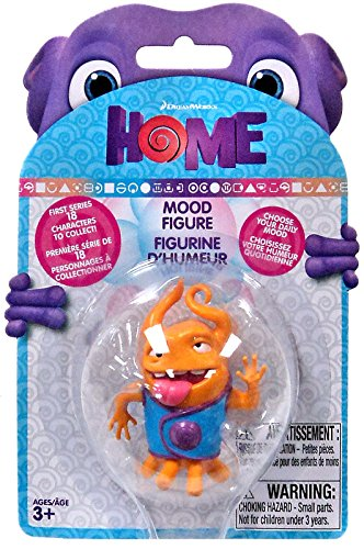 "Home Series 1 Excited 2"" Mood Figure"