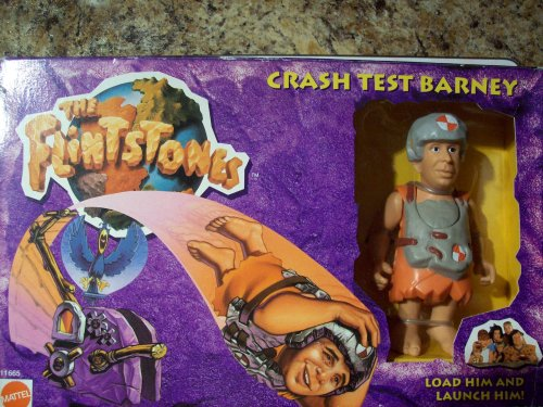 The Flintstones: Crash Test Barney