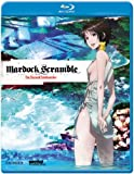 Mardock Scramble: The Second Combustion Director's Cut [Blu-ray]