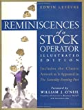 Reminiscences of a Stock Operator Illustrated (A Marketplace Book)
