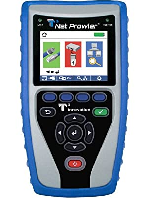 T3 Innovation Net Prowler Cabling and Advanced Network Tester