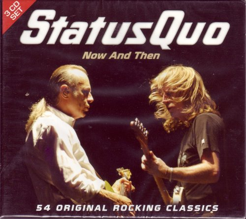 Status Quo - Now And Then - (Audio CD) 3 CD Boxset