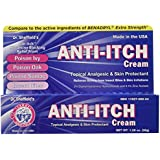 Dr. Sheffield's Anti-itch Cream with Histamine Blocker - 1.25 Oz.