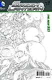 GREEN LANTERN #13 black and white variant edition by Ivan Reis (Green Lantern, 13)