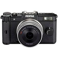 Pentax-Q Systemkamera, 12,4 MP