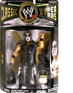 Buy Low Price Jakks Pacific WWE Classic Superstars Series 14 Ax Action Figure (B003XWFF0C)