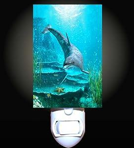 Dolphin Fantasy Decorative Night Light Home