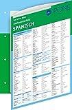 PONS Basiswortschatz Spanisch auf einen Blick: kompakte Übersicht, ca. 1.000 Wörter nach Themen sortiert
