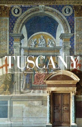 Tuscany: Art and Interiors
