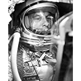 Alan Shepard in Mercury Capsule, Photographic Print