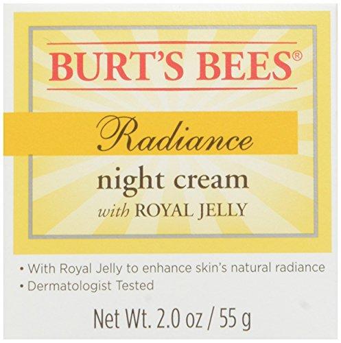 Burt'S Bees Radiance Night Cream, 2 Ounces front-1034283