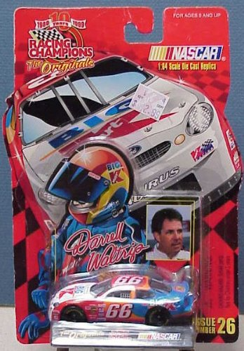 Darrell Waltrip Racing Champions The Originals NASCAR 1999 Die-cast