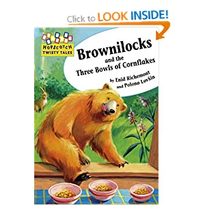 Brownilocks and the Three Bowls of Cornflakes (Hopscotch Twisty Tales) Enid Richemont