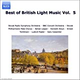 Various Composers The Best of British Light Music Vol. 5