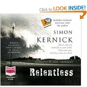 Relentless - Simon Kernick