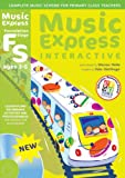 Music Express Interactive - Foundation Stage: Ages 0-5 (0713685832) by MacGregor, Helen