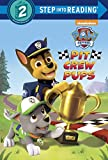 Pit Crew Pups! (Paw Patrol) (Step into Reading)