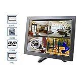 BW-254-cm-Farbe-Zoll-LCD-Monitor-HDMI-Video-PC-CCTV-Kamera-Sicherheitssystem