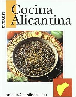 Cocina Alicantina (Spanish Edition) (Spanish) Paperback – March