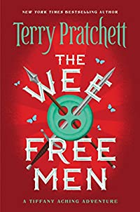 The Wee Free Men by Terry Pratchett ebook deal