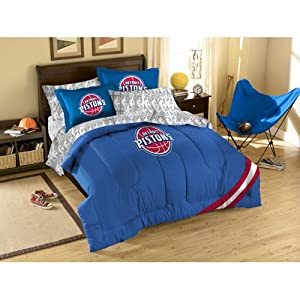 BSS - Detroit Pistons NBA Bed in a Bag (Full)