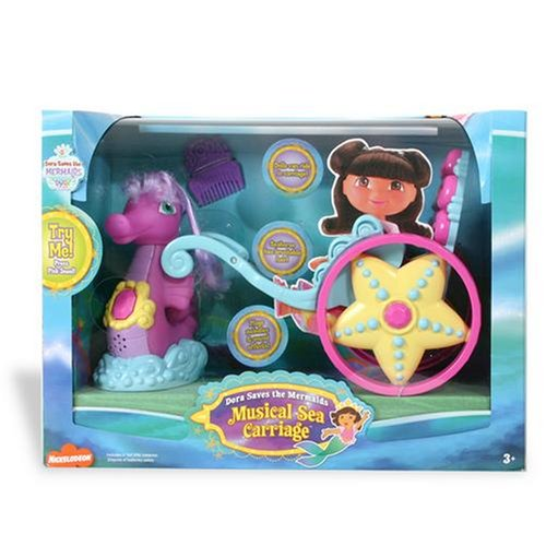 Dora Musical Sea Carriage - 1