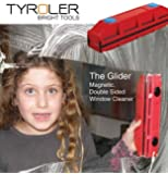 "The Glider D-3, Magnetic Window Cleaner for Double Glazed Widows up to 1-1/8"" window thickness"