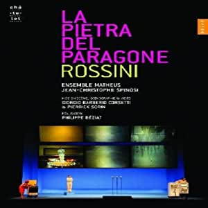 Rossini - La Pietra Del Paragone (+book) [2007] [DVD] [Region 1] [US Import] [NTSC]