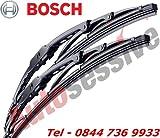 Audi A4 08/1998 - 02/2001 Bosch Aerotwin Windscreen Wiper Blades SP21/21JS TWIN PACK