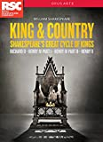 Shakespeare: King & Country [Box Set]